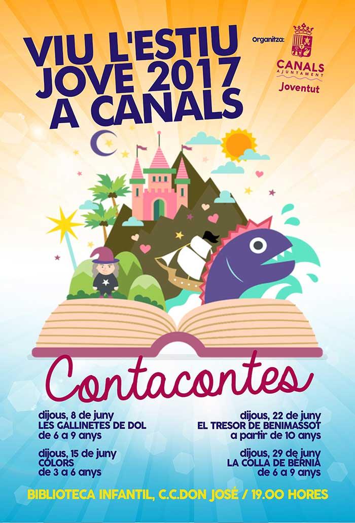Contacontes-canals