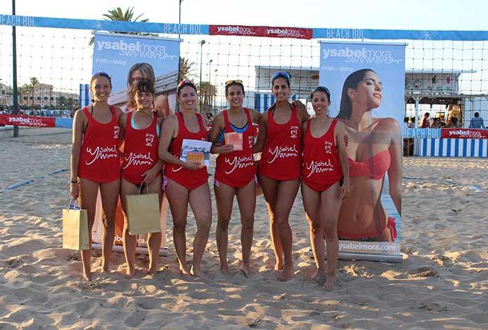 Ganadoras-Torneo-Ysabel-Mora-PlayaMalvarrosa