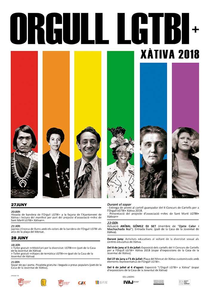 CartellOrgullLGTBIXativa2018