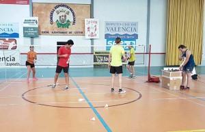 badminton-Curso