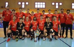 campeones-de-espana-junior-voleibol-copa-equipo-soria