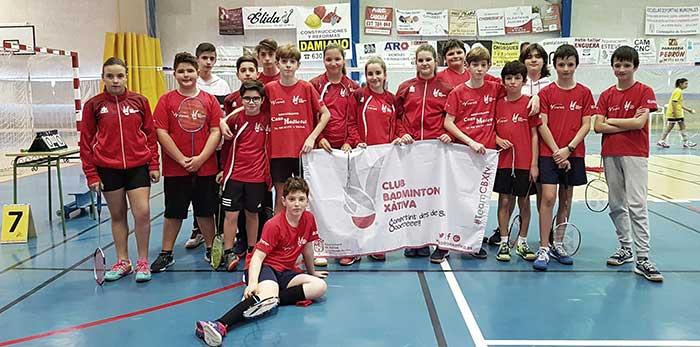 escolares-badminton-Alevin